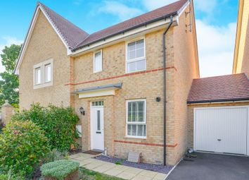 Thumbnail 3 bedroom semi-detached house for sale in Peregrine Way, Hatfield