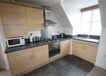 Thumbnail 1 bed flat to rent in Sandpiper Close, Greenhithe, Kent