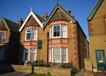 Thumbnail 4 bedroom semi-detached house for sale in Beverley Road, Canterbury