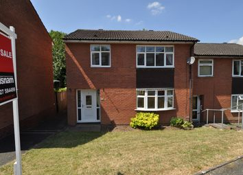 Thumbnail 4 bed semi-detached house for sale in Banners Lane, Redditch