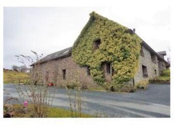 Thumbnail 6 bed barn conversion for sale in Erwood, Builth Wells