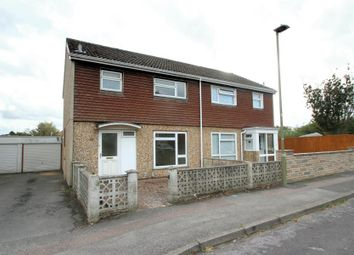 Thumbnail 3 bed semi-detached house for sale in The Styles, Harwell, Didcot