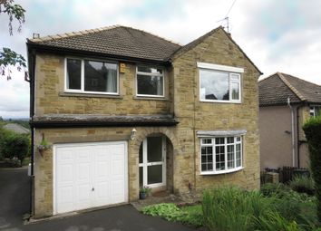 Thumbnail 5 bed detached house for sale in Toller Grove, Bradford