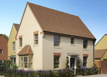 "Thumbnail 3 bed detached house for sale in ""Hadley"" at Michaels Drive, Corby"
