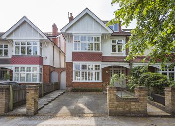 Thumbnail 5 bed terraced house to rent in Richmond Park Road, London