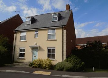 Thumbnail 5 bed detached house for sale in Melstock Road, Swindon