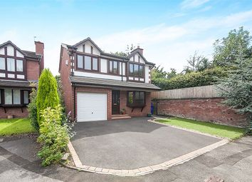 Thumbnail 4 bed detached house for sale in Fettler Close, Swinton, Manchester