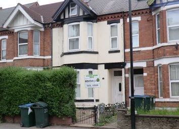 Thumbnail 8 bed terraced house to rent in Coundon Road, Coventry