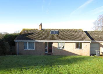 Thumbnail 3 bed semi-detached bungalow for sale in Highfield Rise, Shrewton, Salisbury