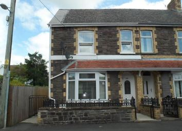 Thumbnail 4 bed semi-detached house to rent in Clifton Road, Abergavenny