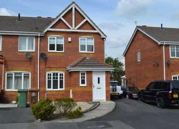 Thumbnail 3 bed semi-detached house to rent in Charmouth Close, Newton-Le-Willows