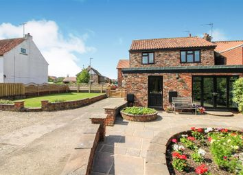 Thumbnail 4 bed detached house for sale in Station Road, Nafferton, Driffield