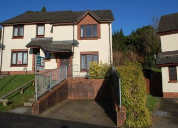 Thumbnail 2 bed property to rent in Heol Beca, Johnstown, Carmarthen