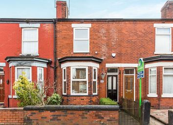 Thumbnail 2 bed terraced house for sale in Parrin Lane, Eccles, Manchester