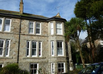 Thumbnail 1 bed flat for sale in Trewithen Road, Penzance, Cornwall