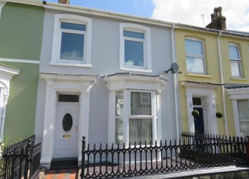 Thumbnail 4 bed town house for sale in Coldstream Street, Llanelli