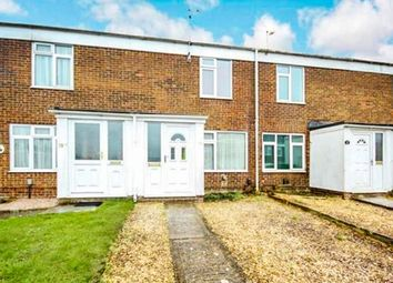 Thumbnail 2 bed terraced house for sale in Thackeray Close, Swindon