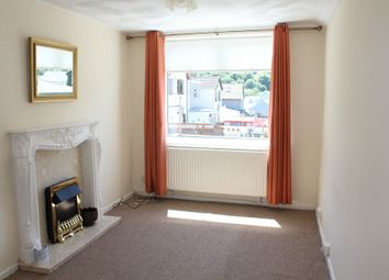 Thumbnail 2 bed duplex to rent in Gelligalled Road, Ystrad