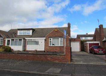 Thumbnail 2 bedroom bungalow for sale in Ross Way, Red House Farm, Newcastle Upon Tyne