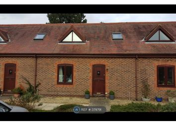Thumbnail 2 bed terraced house to rent in Lynch Lane, Lambourn