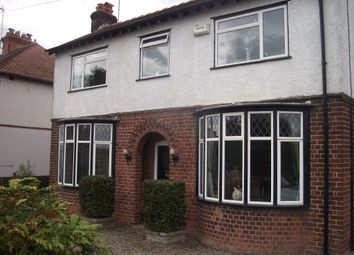 Thumbnail 1 bedroom property to rent in Hermitage Road, Saughall, Chester