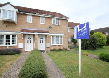 Thumbnail 3 bed end terrace house to rent in Nene Way, St. Ives, Huntingdon