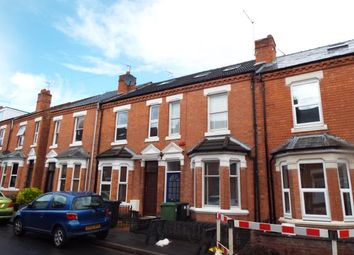 Thumbnail 2 bed terraced house for sale in St. Dunstans Crescent, Worcester, Worcestershire