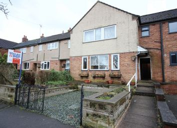 Thumbnail 3 bed town house for sale in Haregate Road, Leek, Staffordshire
