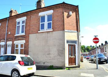 Thumbnail 3 bed end terrace house to rent in Harrison Street, Derby