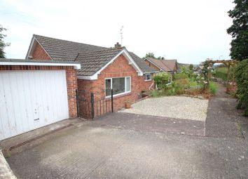 Thumbnail 3 bedroom detached bungalow for sale in Patches Road, Tiverton