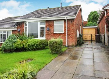 Thumbnail 2 bed semi-detached bungalow to rent in Botham Drive, Cheddleton, Leek