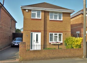 Thumbnail 3 bed detached house for sale in Alton Road, Wallisdown, Bournemouth, Dorset