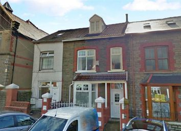 Thumbnail 5 bed terraced house for sale in Station Street, Treherbert, Treorchy, Mid Glamorgan