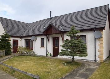Thumbnail 1 bed semi-detached bungalow for sale in Corbett Place, Aviemore