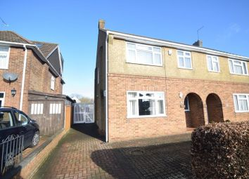 Thumbnail 3 bed semi-detached house for sale in St. Thomas's Road, Luton