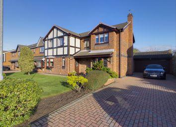 Thumbnail 4 bed detached house for sale in Beaumont Gardens, Poulton-Le-Fylde