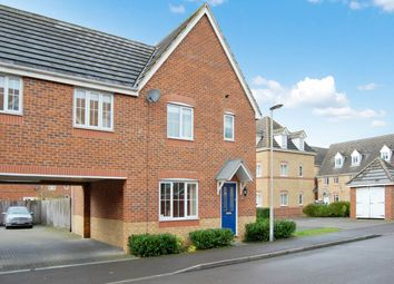 Thumbnail 3 bed semi-detached house to rent in Sunderland Gardens, Newbury, Berkshire