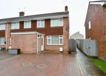 Thumbnail 3 bed property for sale in The Brambles, Keynsham, Bristol