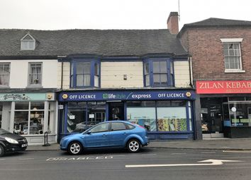 Thumbnail Retail premises to let in High St, Market Drayton