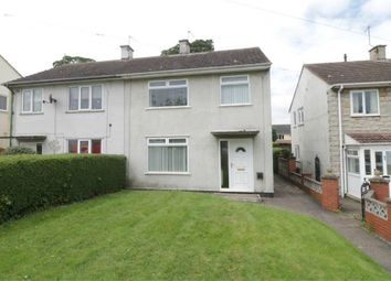 Thumbnail 3 bed semi-detached house for sale in Hallgate, Thurnscoe, Rotherham, South Yorkshire, uk