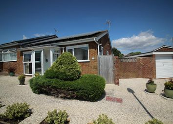 Thumbnail 2 bed semi-detached bungalow for sale in Jay Close, Eastbourne