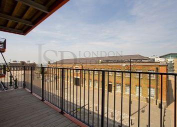 Thumbnail 3 bed flat to rent in Warehouse Court, Major Draper Street, Royal Arsenal