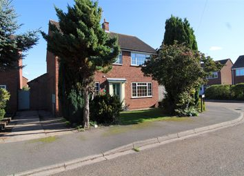 Thumbnail 4 bed detached house for sale in The Paddock, Collingham, Newark