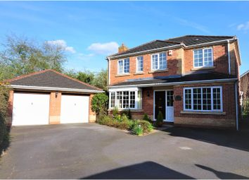 Thumbnail 4 bed detached house for sale in Ashridge Way, Edwalton