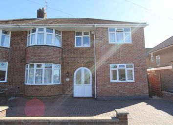 Thumbnail 6 bed semi-detached house for sale in Thornby Drive, Northampton, Northamptonshire