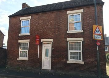 Thumbnail 2 bed detached house to rent in Main Street, Newhall, Derbyshire