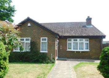 Thumbnail 3 bed bungalow for sale in Wingrove Drive, Weavering, Maidstone, Kent