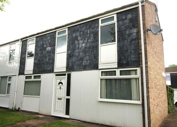 Thumbnail 3 bed terraced house for sale in Outwood Close, Leicester