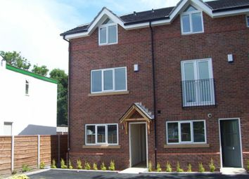 Thumbnail 4 bedroom town house to rent in Victoria Court, London Road, Poynton, Stockport