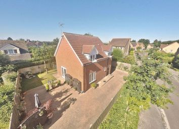 Thumbnail 3 bed detached house for sale in New Road, East Hagbourne, Didcot